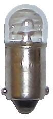 EB233 Bulbs Side/Tail 12v-4w MCC BA9S