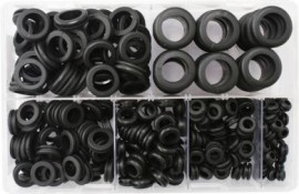 Assorted Box of Wiring Grommets
