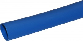 4mm Electrical PVC Sleeving - Blue