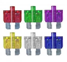Blow Glow Standard Blade Fuses (smart glow)